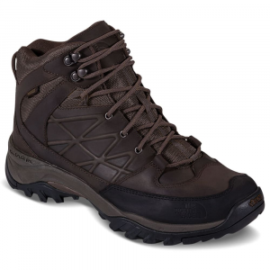 the north face mens storm mid waterproof leather hiking boots, coffee brown- Save 40% Off - The North Face Mens Storm Mid Waterproof Leather Hiking Boots, Coffee Brown