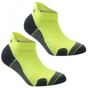 Image of Karrimor Kids' Running Socks, 2 Pack