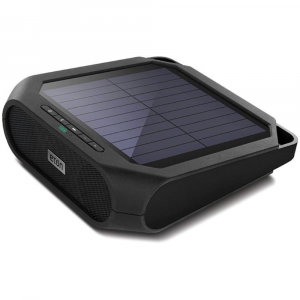 Image of Eton Rugged Rukus Wireless Speaker, Black