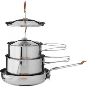 Image of Primus Campfire Cookset Ss-Small