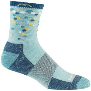 Image of Darn Tough Girls Eliza Dots Cushion Boot Socks