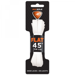 Image of Sof Sole 45 In. Flat Athletic Shoe Laces