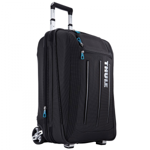 For any globe-trotter incorporating adventure into business travel, this expandable roller...