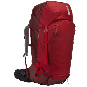 A deluxe weekend/weeklong gear hauler, the Thule Guidepost 65L has a customizable TransHub...