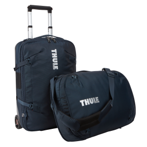 . . A 3-in-1 piece of checked luggage that conveniently splits into two independent carry-on...