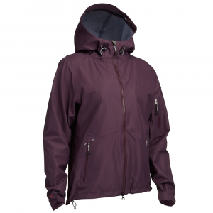 ems women's polartec neoshell helix jacket, past season- Save 50% Off - You know that backcountry ski trip you've been dreaming of? With the Helix Jacket - made using award-winning Polartec NeoShell - on your back, there are no more excuses not to take it. The Helix is precisely the piece of gear you need to conquer anything you set out to do this winter, whether you're hiking, skiing, or climbing. (Pair it with the Helix Bib Pants and you'll be unstoppable!. . .  Made with Polartec NeoShell fabric. . . ~ Waterproof like a traditional hard shell; stretchy and breathable like a soft shell. . ~ Uses convection rather than diffusion to promote more efficient moisture vapor transport. . ~ Constant 2-way exchange of air keeps your drier during high-exertion activity. . ~ Abrasion-resistant outer material with DWR (durable water repellent) finish provides extra protection from rugged and wet conditions. . .  Center front Vislon urethane-coated zipper.  Two front urethane-coated zippered pockets are raised to accommodate a harness.  Fixed hood with wire brim is fully adjustable and helmet-compatible.  Two interior mesh pockets and one interior zippered pocket.  Sealed seams for extra waterproof protection.  Velcro Adjustable cuffs keep the cold out.  Hem cinch cord keeps wind and snow out.  Imported.