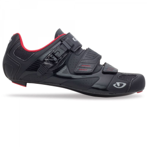 giro men's factor bike shoes - size 42- Save 50% Off - The Factor delivers ultimate power transfer with all-day comfort needed for long rides and maximum effort.. . Supple Teijin microfiber upper shapes to your foot with a luxurious level of precision. Adjustable SuperNatural Fit Kit allows you to tune the level of arch support. Strong and secure ratcheting buckle closure (replaceable). Offset