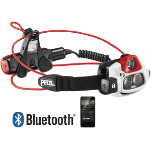 Petzl Nao+ Performance Headlamp With Bluetooth Technology