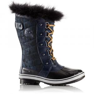Sorel Women's 10.25 In. Tofino Ii Waterproof Boots, Collegiate Navy/glare - Size 6