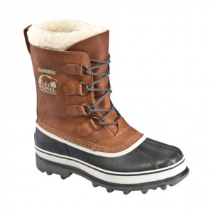 This version of Sorel\\\'s Caribou features a wool inner boot to keep feet warm, dry, and cozy...
