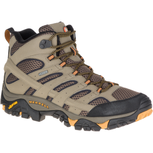 Experience out-of-the-box comfort in this GORE-TEX(R) hiker. With durable synthetic leather, a...