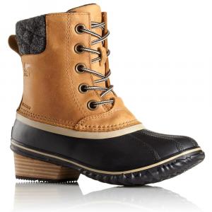 Sorel Women's Slimpack Ii Lace Boots, Elk - Size 6