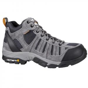 Carhartt Men's Lightweight Hiker Work Boots, Grey