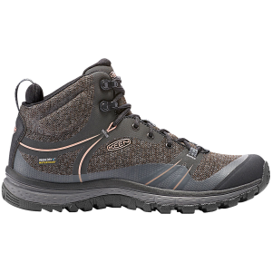 Keen Women's Terradora Mid Waterproof Hiking Boots, Raven - Size 6