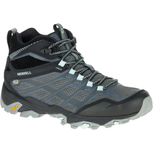 Start your journey off on the right foot. Merrell does this first with a comfortable...