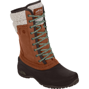 The North Face Women\\\'s Shellista II Mid Boots are the winter commuter\\\'s essential! The TNF...