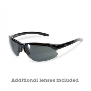 Smith Parallel D-Max Sunglasses, Black