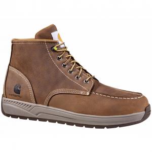 Carhartt Men's 4-Inch Lightweight Wedge Boots, Brown