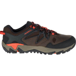 Merrell Men's All Out Blaze 2 Hiking Shoes, Clay - Size 7.5