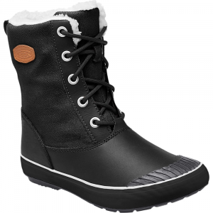 Keen Women's Elsa Boots, Black - Size 8.5