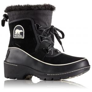 Sorel Women's 8 In. Tivoli Iii Waterproof Boots, Black/light Bisque - Size 6