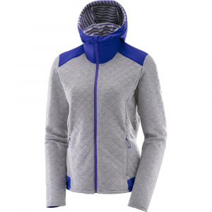 Salomon Women's Elevate Mid Fleece - Size S