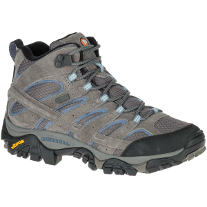 With a fit directly for the trails, Merrell\\\'s mid-height hiker outfits you with the basics and...