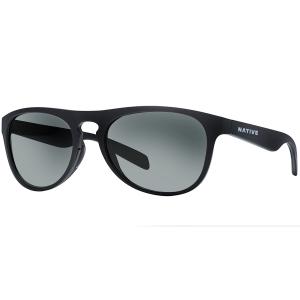 Native Eyewear Sanitas Asphalt Sunglasses