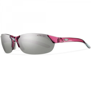 Smith Women's Parallel Sunglasses, Crystal/fuschia