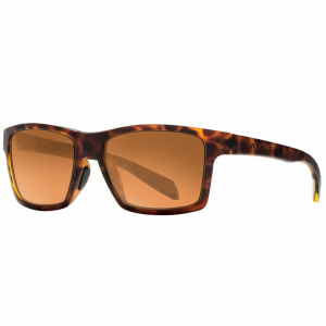 Native Eyewear Flatirons Sunglasses, Desert Tortoise, Bronze Lens