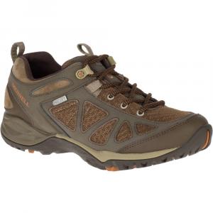 Merrell Women's Siren Sport Q2 Waterproof Hiking Boots, Slate Black, Wide - Size 7.5