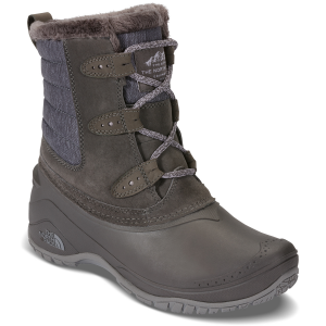 Ignore cold weather with these below-the-calf winter boots, which are insulated with 200g...