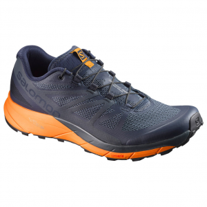 Go forth and conquer the trails with SENSE RIDE. With enough cushioning to push the mileage, an...
