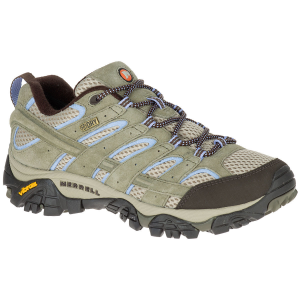 With a fit directly for the trails, Merrell\\\'s low-height hiker outfits you with the basics and...