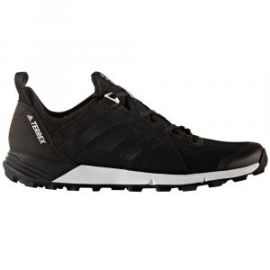 Adidas Men's Terrex Agravic Speed Trail Running Shoes, Black - Size 12