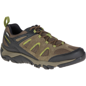This waterproof, light hiker features a breathable, moisture-blocking membrane and an outsole...