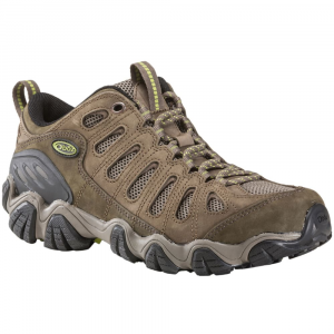 Oboz Men's Sawtooth Low Hiking Shoes, Wide, Umber - Size 10