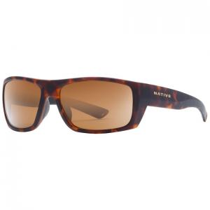 Native Eyewear Distiller Sunglasses, Matte Dark Tort/brown