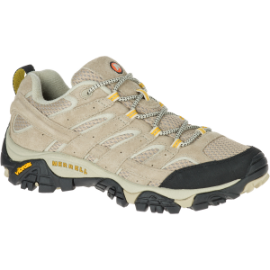 Merrell Women's Moab 2 Ventilator Hiking Shoes, Taupe - Size 5