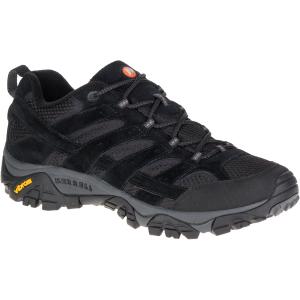 Merrell Men's Moab 2 Ventilator Hiking Shoes, Black Night - Size 7.5