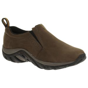 Merrell Men's Jungle Moc Nubuck Shoes, Brown - Size 8