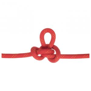 Edelweiss Flashlight Ii 10Mmx40M Rope, Red/orange