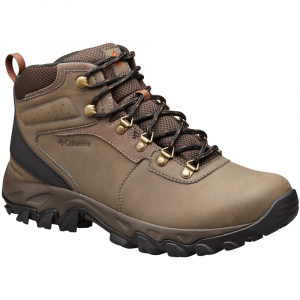 Columbia Men's Newton Ridge Plus Ii Hiking Boots, Mud - Size 8