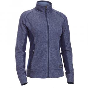 EMS Women's Destination Hybrid Full-Zip Sweater Jacket - Size XS