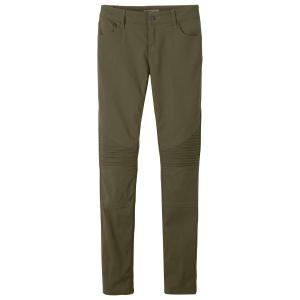The Prana Brenna pant makes skinny comfortable thanks to stretch nylon and spandex. Heavy stitch...