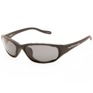 Native Eyewear Throttle Sunglasses, Asphalt/grey