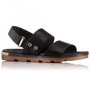 Sorel Women's Torpeda Sandals, Rustic Brown/fossil - Size 6