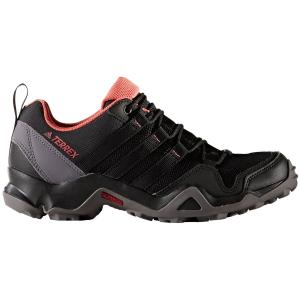 Adidas Women's Terrex Ax2R Hiking Shoes, Black/tactile Pink - Size 8