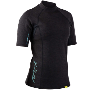 NRS Women's HydroSkin 0.5 Short-Sleeve Shirt - Size XS