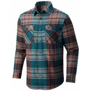 Mountain Hardwear Men's Trekkin' Flannel - Size S